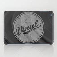 Vinyl II iPad Case