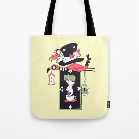 Alice Banner Tote Bag
