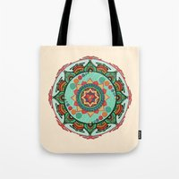 Heart Light Multicolor M… Tote Bag
