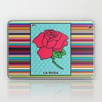 La Rosa Laptop & iPad Skin