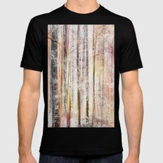 Winterwood Mens Fitted Tee Black SMALL