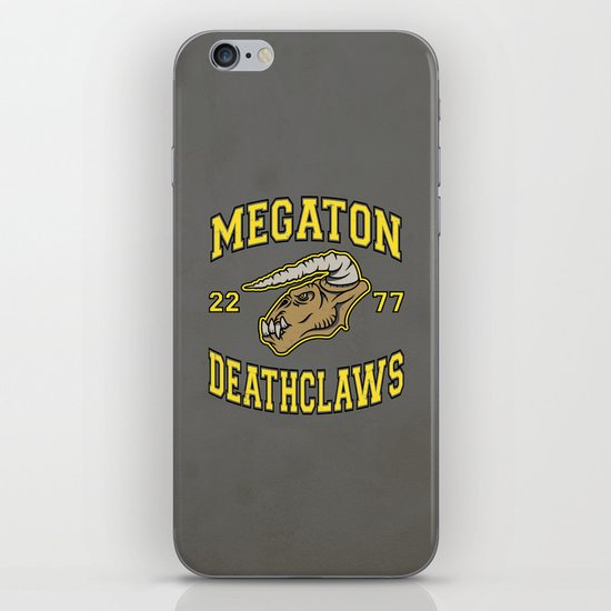 Megaton Deathclaws iPhone & iPod Skin