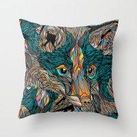 Fox (Feat. Bryan Gallard… Throw Pillow
