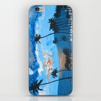 Goa iPhone & iPod Skin