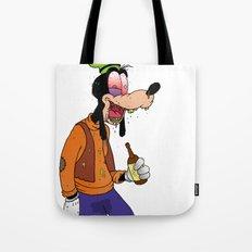 Booze Goofy Tote Bag