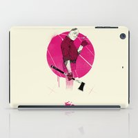 Mr Spiv iPad Case