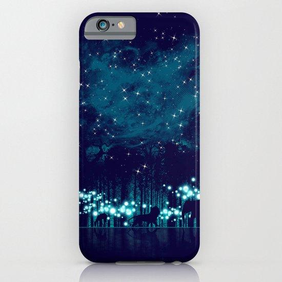 Cosmic Safari iPhone & iPod Case