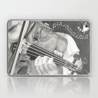 The Note Waltz Laptop & iPad Skin