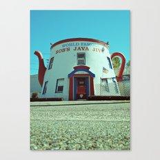 Tacoma landmark Canvas Print