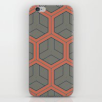 Hexagon No. 1 iPhone & iPod Skin