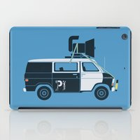 The Blues Brothers' Van iPad Case
