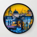 Urban Mix Wall Clock