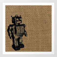 Automaton Art Print
