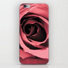 Shape of my heart Rose iPhone & iPod Skin