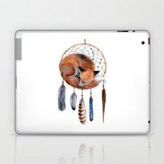 Fox Dreamcatcher Laptop & iPad Skin