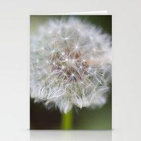 Dandelion Parachute Ball Stationery Cards