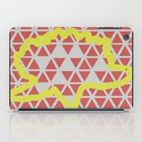 Geometric vs. Organic  iPad Case
