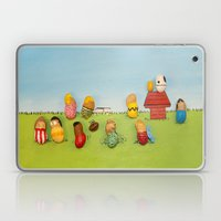 Real Peanuts Laptop & iPad Skin