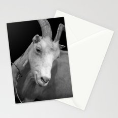 black goat Stationery Cards
