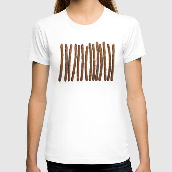 Pretzel Stix Lineup T-shirt