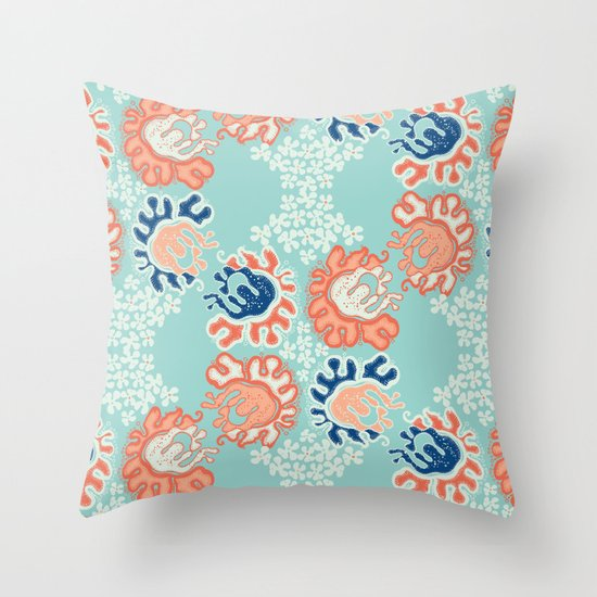 NOUVEAU Throw Pillow