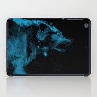 the watcher iPad Case