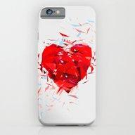 Fragile Heart iPhone 6 Slim Case