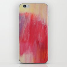 The Painted. iPhone & iPod Skin