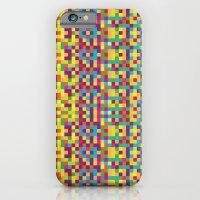 Pixels iPhone 6 Slim Case