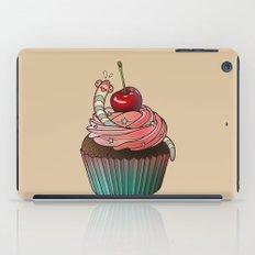 SWEET WORMS 1 - cupcake iPad Case