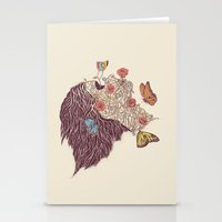 A Beautiful Decay Stationery Cards