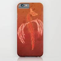 Dragon In Red iPhone 6 Slim Case