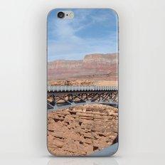 Colorado River Bridge iPhone & iPod Skin