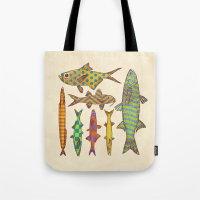 Freshwater Freaks Tote Bag