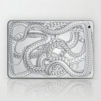 Serpentine 02. Laptop & iPad Skin