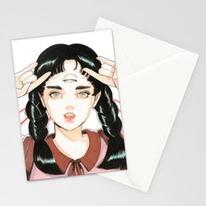 TRII 001 Stationery Cards