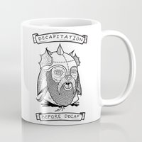 Warrior's Decapitated Head Mug