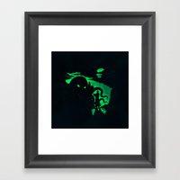 Summon Framed Art Print