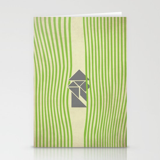 SAMURAI Stationery Card