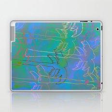 Tropical 2 Laptop & iPad Skin