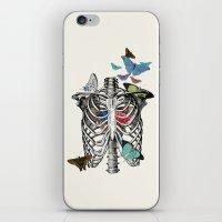 Anatomy 101 - The Thorax iPhone & iPod Skin