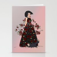 Wicked Mommy  Stationery Cards