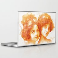 Age Of Innocence Laptop & iPad Skin