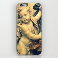 The Hallelujah Cherub. iPhone & iPod Skin