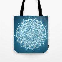Zen Mandala (Serenity) Tote Bag