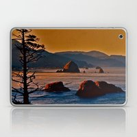 Along the Oregon Coast Laptop & iPad Skin