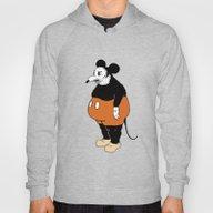 Mickey Da Rat Hoody