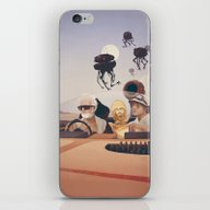 Fear And Loathing On Tat… iPhone & iPod Skin