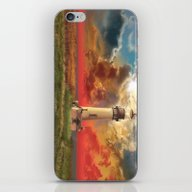 Lighthouse Landscape iPhone & iPod Skin