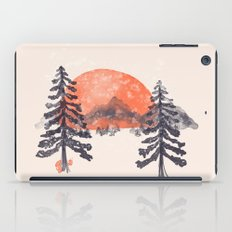 First Snow... iPad Case